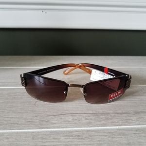 Relic Rectangle Keara Sunglasses New Brown